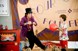 Mysto's magic show