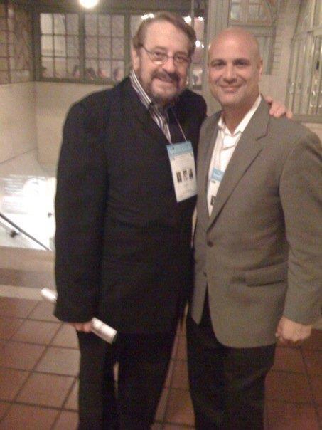 Producer, Phil Ramone (Paul Simon, Billy Joel, and