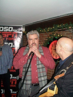 Don LaGreca sings the song I wrote for him years a