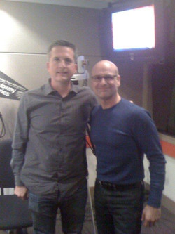 Hanging with Bill Simmons