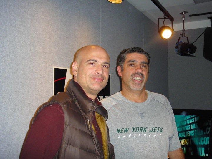 Gary and me awhile back