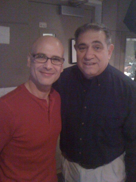 Dan Lauria and Joe Salvia- we talked Brooklyn, Lon