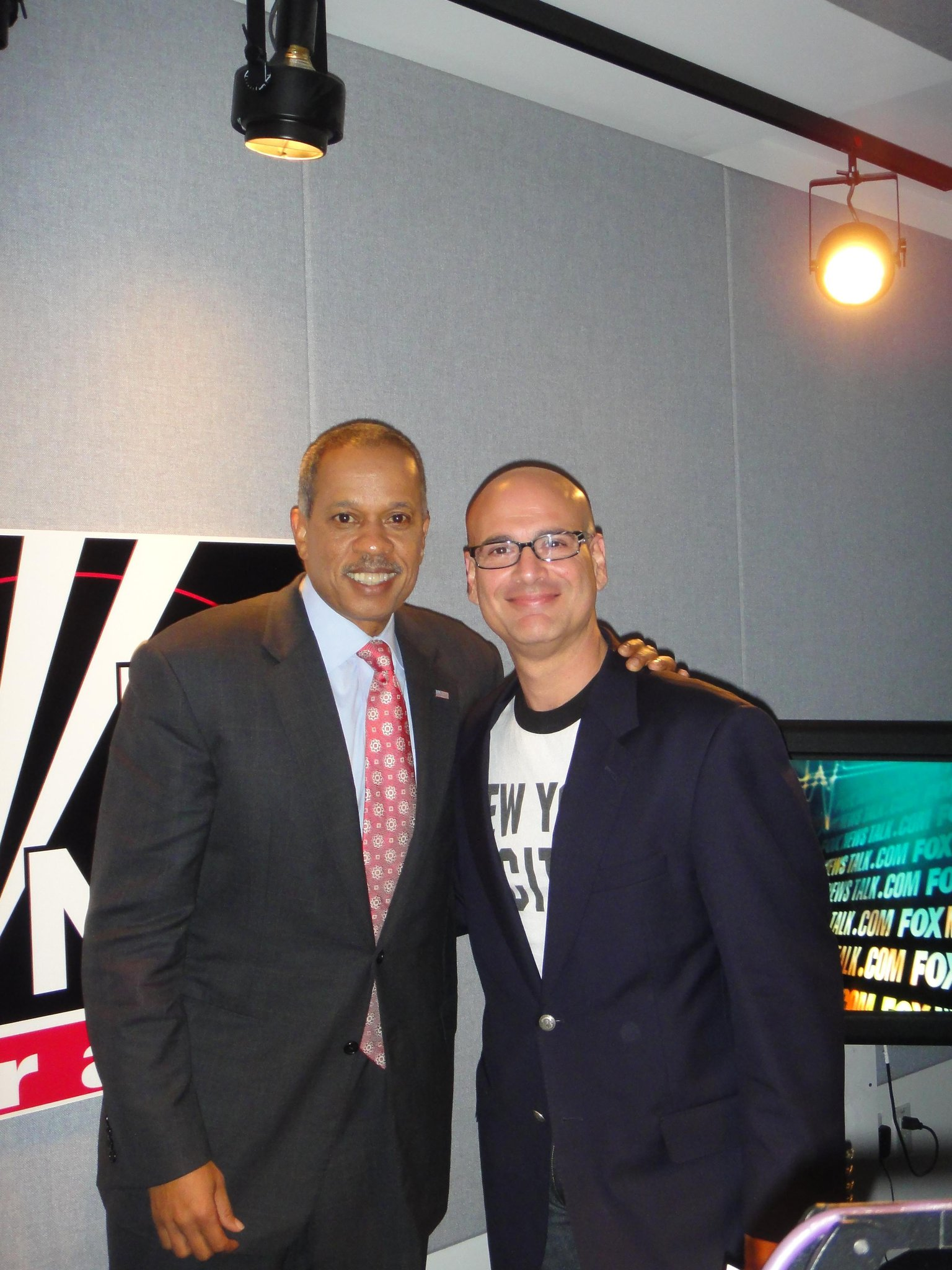 Putting Juan Williams on the air at Fox News Radio