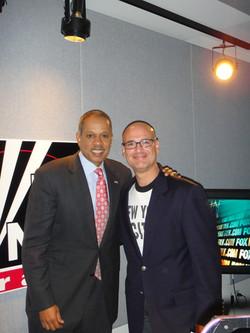 Putting Juan Williams on the air at Fox News Radio