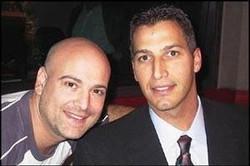 My friend, Andy ( Joey Salvia )