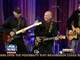 With James Burton on Huckabee