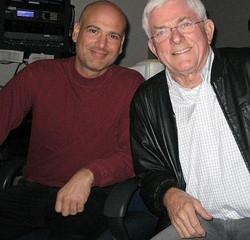 with a true TV legend ( Joey Salvia )