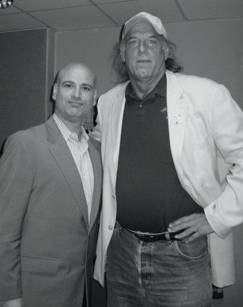 Governor Jesse Ventura ( Joey Salvia )