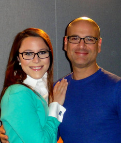 Hanging with S. E. Cupp (conservative political comm