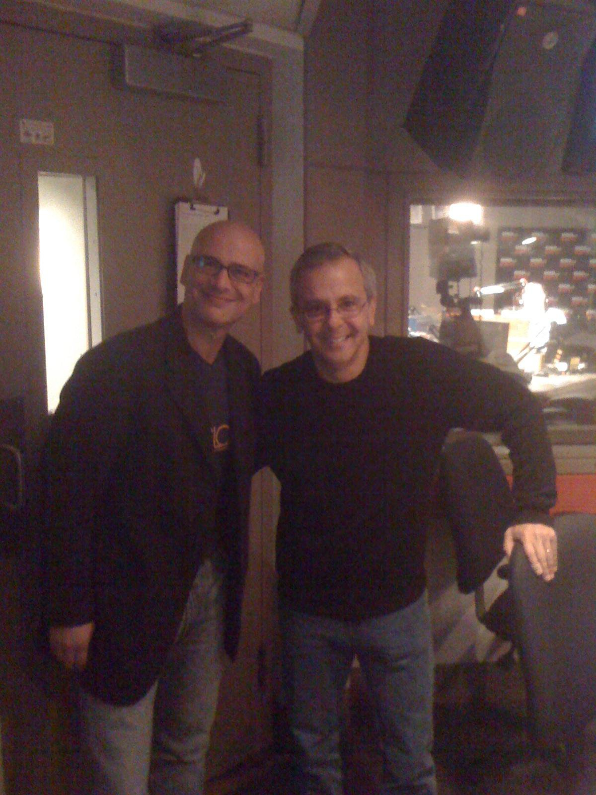 My pal, Mike Lupica ( Joey Salvia )