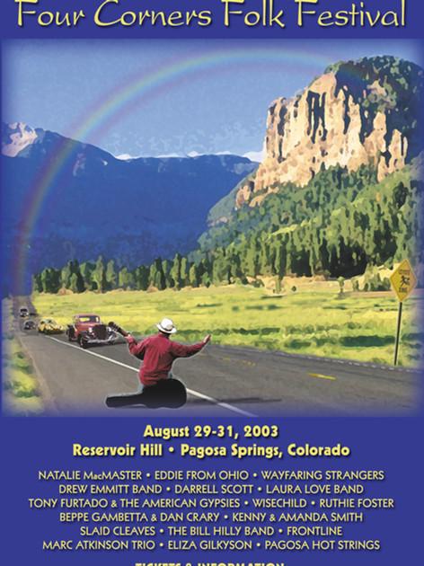 8th Annual • August 29-31, 2003