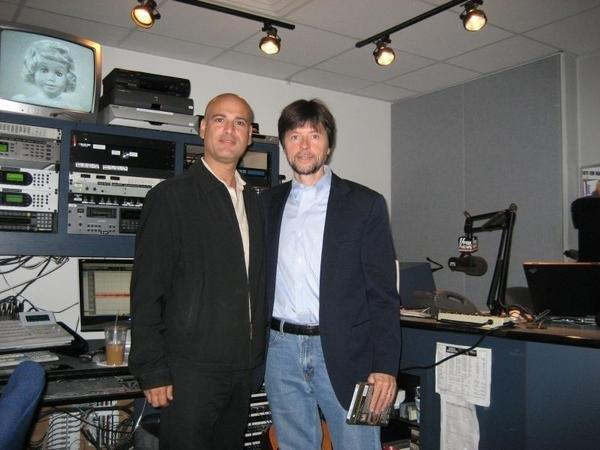Ken Burns ( Joey Salvia )