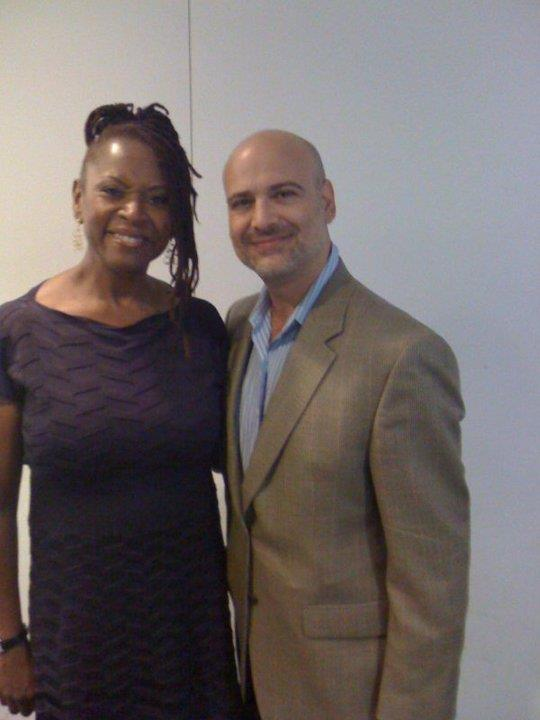 Robin Quivers radio legend ( Joey Salvia )