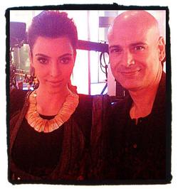 Keeping it real with Kim Kardashian ( Joey Salvia