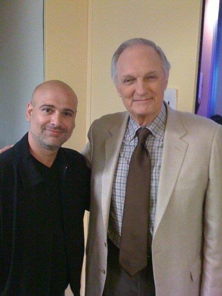 Alan Alda ( Joey Salvia )