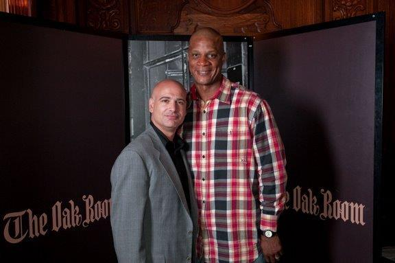 Darryl Strawberry Joey Salvia Prom Picture