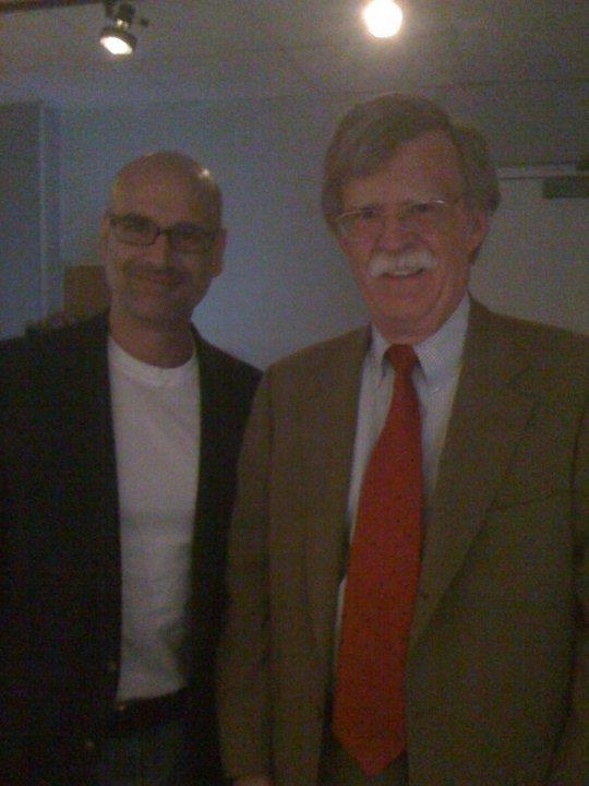 Amb John Bolton (former Ambassador to the UN) ( Jo