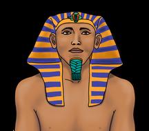 O Amuleto - o Faraó Khefren