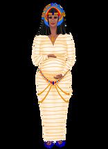 O Amuleto - a rainha