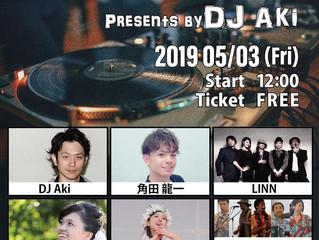 5/3(金)★『10PIC LIVE vol.2』のお知らせ