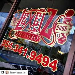 Custom Store front decals_Contact us for