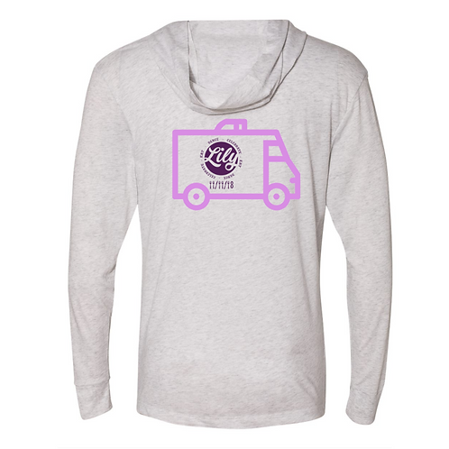 Lily's Food Truck Logo