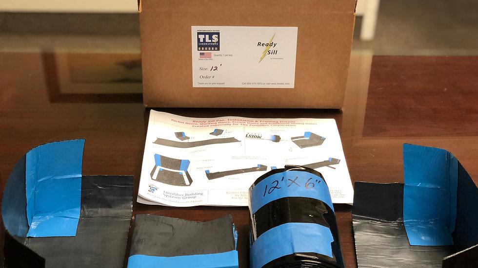 READY SILL™ DOOR PAN - 12 FOOT - Free Shipping!