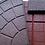 Thumbnail: Резиновая плитка EcoStep-Asia  350х350