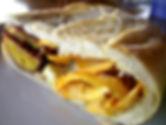Sanduiche de Tucumã