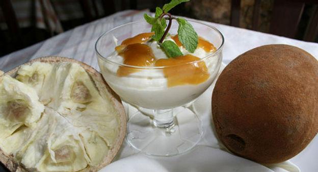 fruta cupuaçu