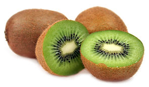 alergia kiwi