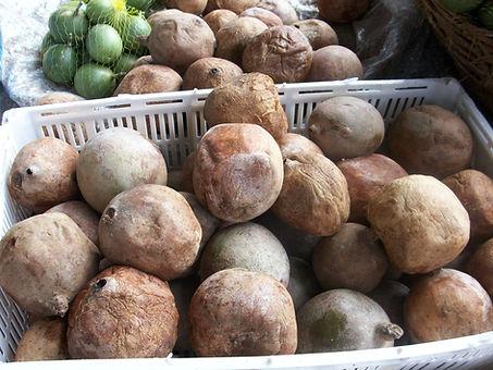 jenipapo fruta