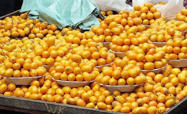fruta caja