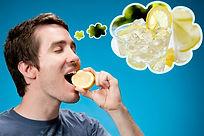 fruta limao doce
