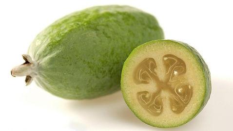 fruta feijoa