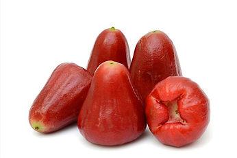 fruta de jambo