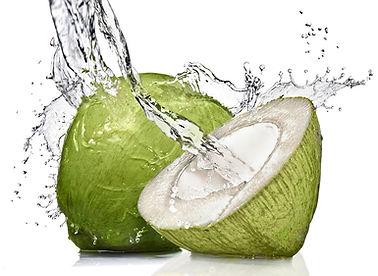 fruta coco