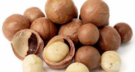 macadamia calorias