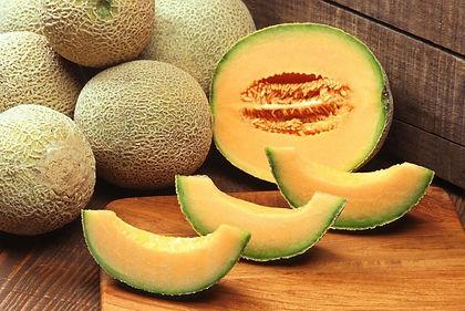 melão cantaloup