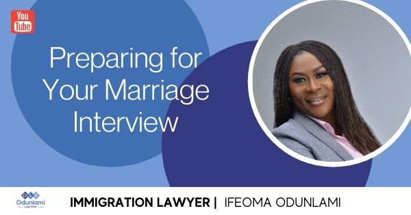 Preparing for Your Marriage Interview | Marriage Interview Tips