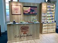25ème Salon du Chocolat - Nestlé Dessert