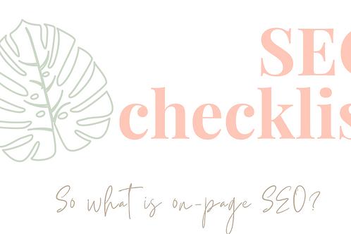 Beginner's SEO Guidebook