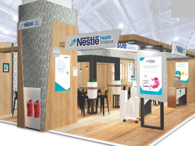 Stand Nestlé Health Science