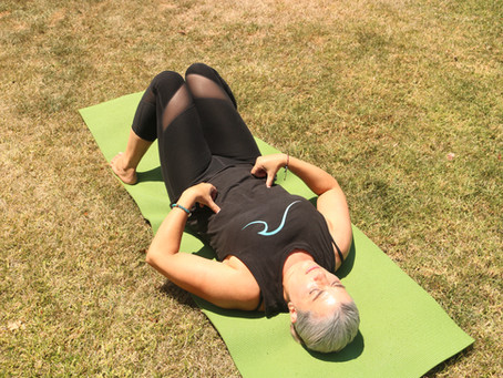 A Diary Entry About Menopause (and my favorite Pilates exercises to help)