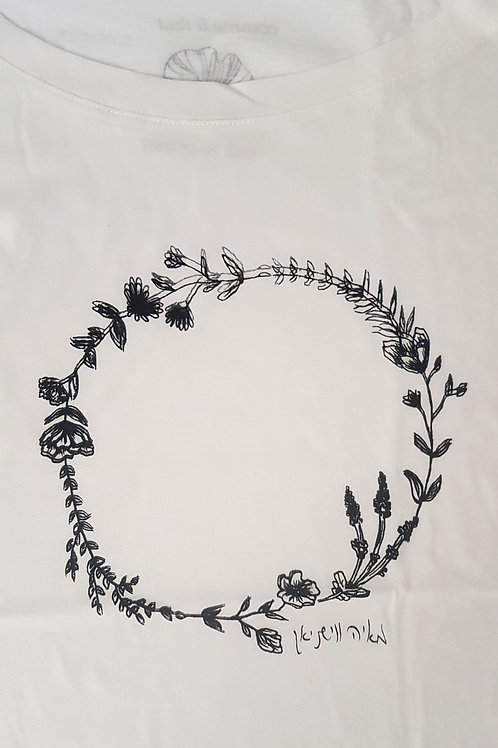 Discounted Circle of Flowers - XXL