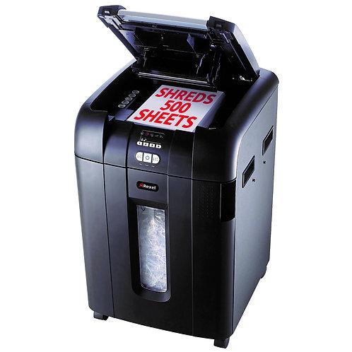 Rexel Stack & Shred Auto+500X Departmental Shredder 2103500AU