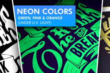 Flex Soft (Neon Colours) Self Weeding