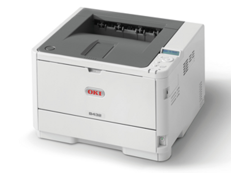 OKI B432dn A4 Duplex Mono Printer (45762013)