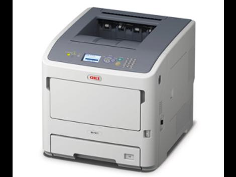 OKI B721dn A4 Mono Printers (45487002)
