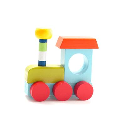 Trem de brinquedo